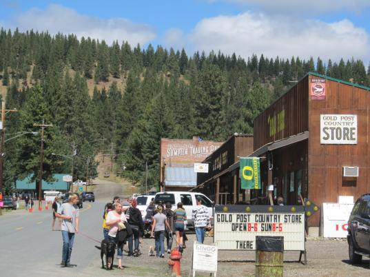 2014 Labor Day Flea Market in Sumpter Oregon